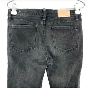 Madewell Women's Black Jeans Size 29  Mid Rise